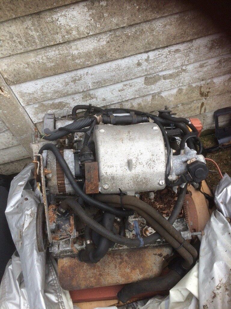 Peugeot 205/309 GTI 1.9 Engine