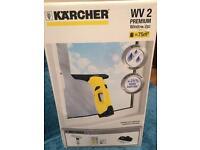 Karcher window vac 2 premium edition brand new