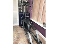 Keehp fit machine/treadmill