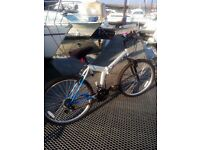 "Folding Bikes 26"" Wheels 18 Gears 2 x Available"