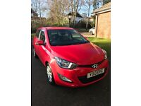 Hyundai I20 1.4 CRDi Blue Drive Active 5dr 63500 miles. 1 Previous Owner