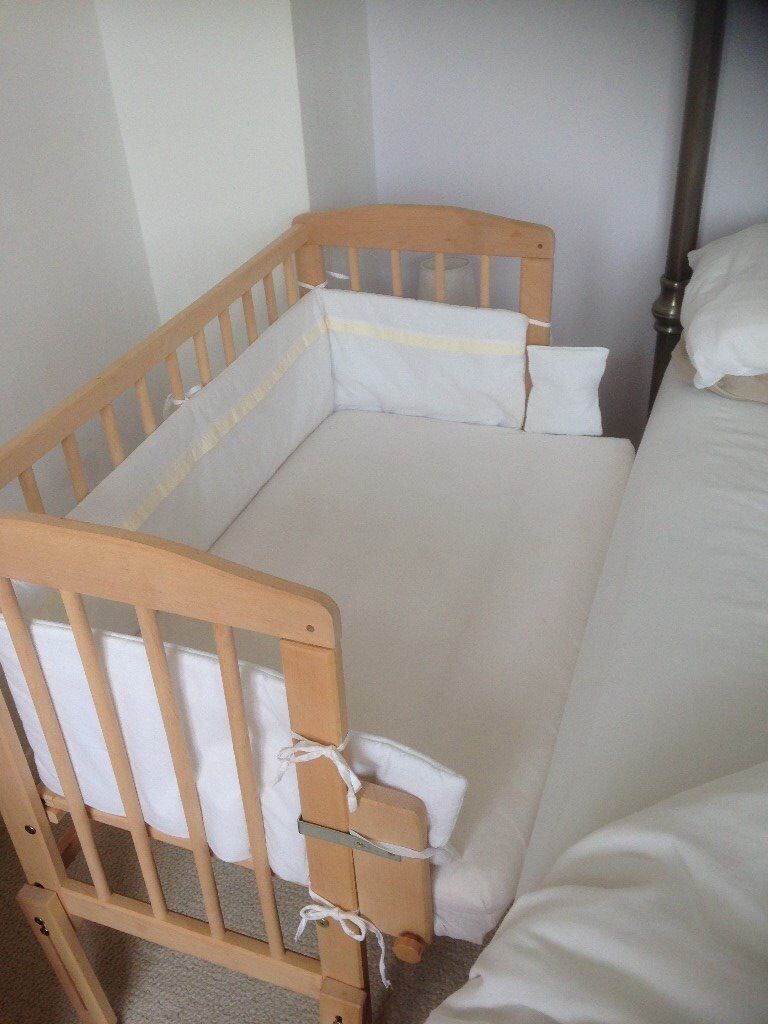 Fabi max co sleeper cot in exmouth devon gumtree for Beds exmouth