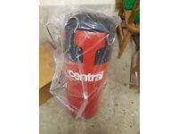 Central Leather Punchbag 25kg