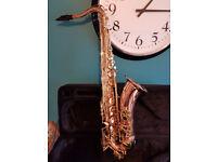 Bauhaus Walstein Tenor Saxophone £450