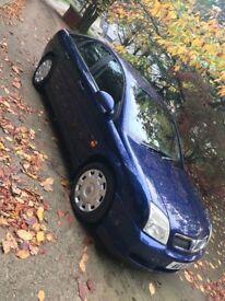 2004 Vauxhall vectra LS DTI 16v MOT MAY 2018 diesel 5 door hatchback