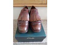 Vintage golf shoes