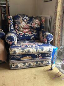 Luxury armchair-as new