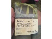 Arno bivvy mark 3 tracker