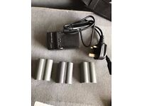 Nikon d80 + 3 Lenses & accessories (Tripod/monopod/case/remote shutter)