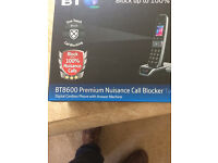 BT8600 DUAL CORDLESS PHONES WITH CALL GUARDIAN
