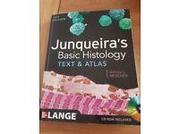 Junqueira's Basic Histology: Text & Atlas 13th edition. Anthony L Mescher
