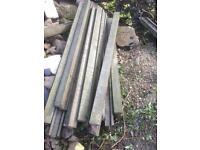 6ft fence posts