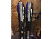 waterskis - pair or mono ski