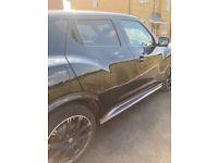 Nissan, JUKE, Hatchback, 2015, Manual, 1618 (cc), 5 doors