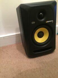 Klk rokit 5 studio speaker £70 free local delivery