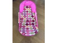 Summer Baby Bath Chair - Pink