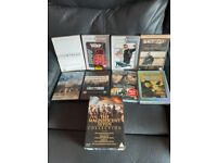 Various DVDs Approx 100