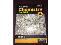 A-level OCR year 2 textbook