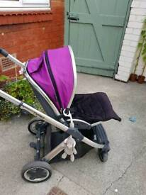 Oyster 2 push chair