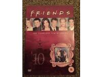 Friends the complete tenth series