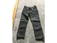 Brand new Boys blue zoo jeans age 4/5