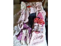 Large amount of Baby clothes Some BNWT all VG condition