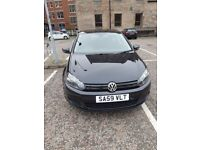 Golf 2.0 ltr diesel, well looked after family car. Very economical and genuine mileage