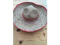 Unisex brand new Sombrero. Great fun.