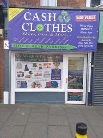 Cash 4 Clothes (Shoes,Toys & More) SOUTH SHIELDS