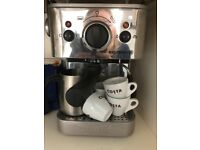 Dualit espressivo 3 in 1 coffee machine