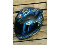 Agv stealth motorbike helmet