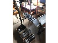 Maximuscle Weights Bench