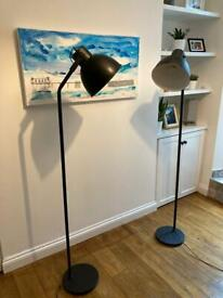 Two Standing Lamps