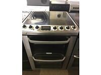 ELECTROLUX 60CM WIDE FULLY ELECTRIC COOKER WITH GUARANTEE