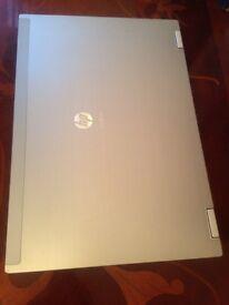 "HP EliteBook 8440p, 14.1"" Intel i5 webcam + Win10Pro + MS Office suite"
