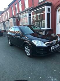 VAUXHALL ASTRA 1.4 PETROL -LOW MILEAGE - FULL SERVICE HISTORY - 1 YEAR MOT - JUST A LOVELY CAR