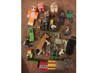 Toys Minecraft Characters for play