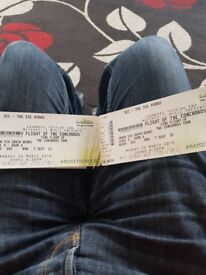 Flights of the Conchords tickets Glasgow