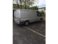 2007 (57) FORD TRANSIT 5 SEATER DAY VAN 11 months mot