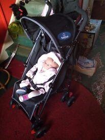 Babystart pram brand new