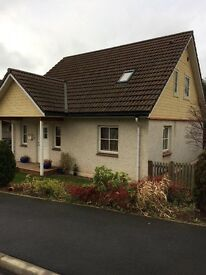 Detached 3 bedroom house with garage for sale in Earlston offers over £200,000