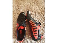Size 9 Nike Rugby Boots