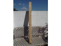 Oak Mantle/ shelf