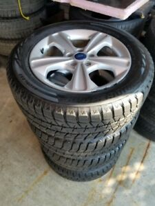 Ford Escape Winter Tire Set OEM