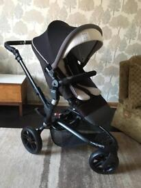 Jane Trider pushchair and Micro carrycot