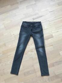 Levi's jeans Demi Curve skinny