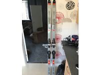 3 sets of skis used see photos