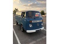 VW Camper Van T2 Panel