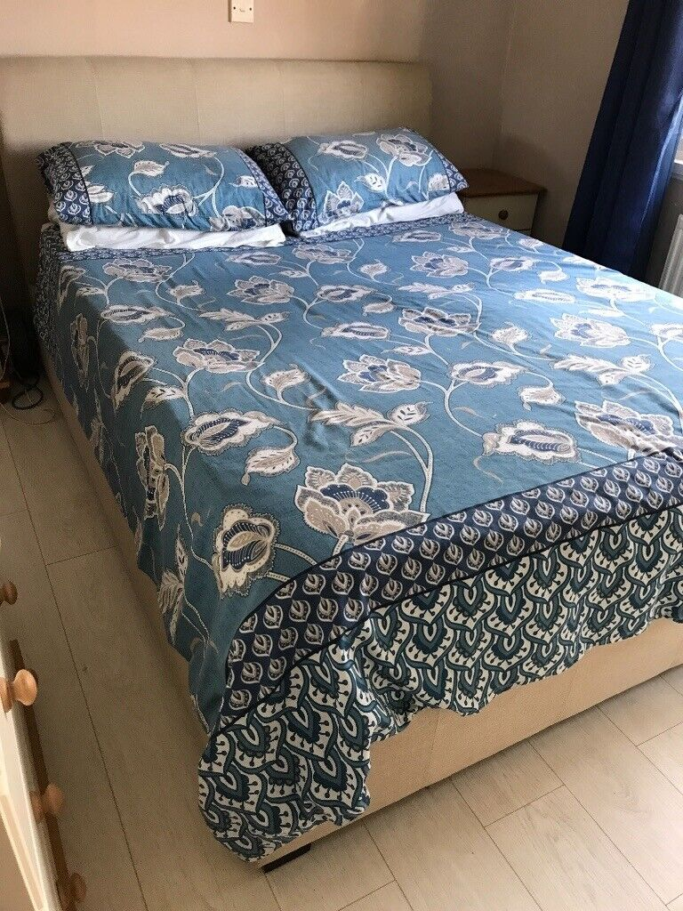 Fabulous King Size Ottoman Bed Mattress Headboard In Clacton On Sea Essex Gumtree Unemploymentrelief Wooden Chair Designs For Living Room Unemploymentrelieforg