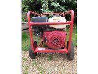 Petrol generator Honda GX390 motor